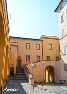 Roca Canterano, Castel Gandolfo, Castelo Romano 292