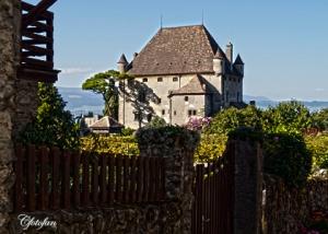 Yvoire, Evian, Rocca 470