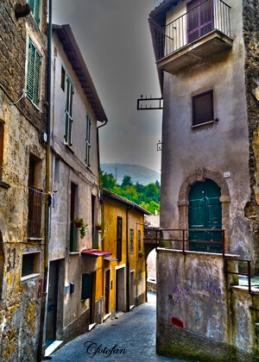 Rocca di Mezzi,Subiaco 127