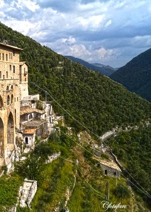 Rocca di Mezzi,Subiaco 204