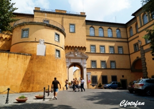Roca Canterano, Castel Gandolfo, Castelo Romano 237