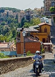 Roca Canterano, Castel Gandolfo, Castelo Romano 259