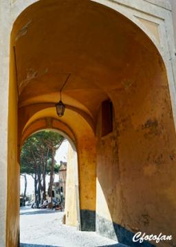Roca Canterano, Castel Gandolfo, Castelo Romano 293